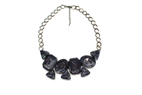 INDIGO NECKLACE