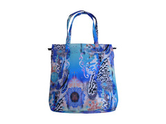 TOTE BAG (BLUE PRINT)