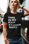 THIS IS MY FAIR FASHION PREMIUM SHIRT