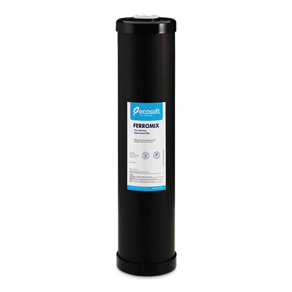 "Ecosoft Replacement Filter for Iron Reduction 4.5""× 20"""