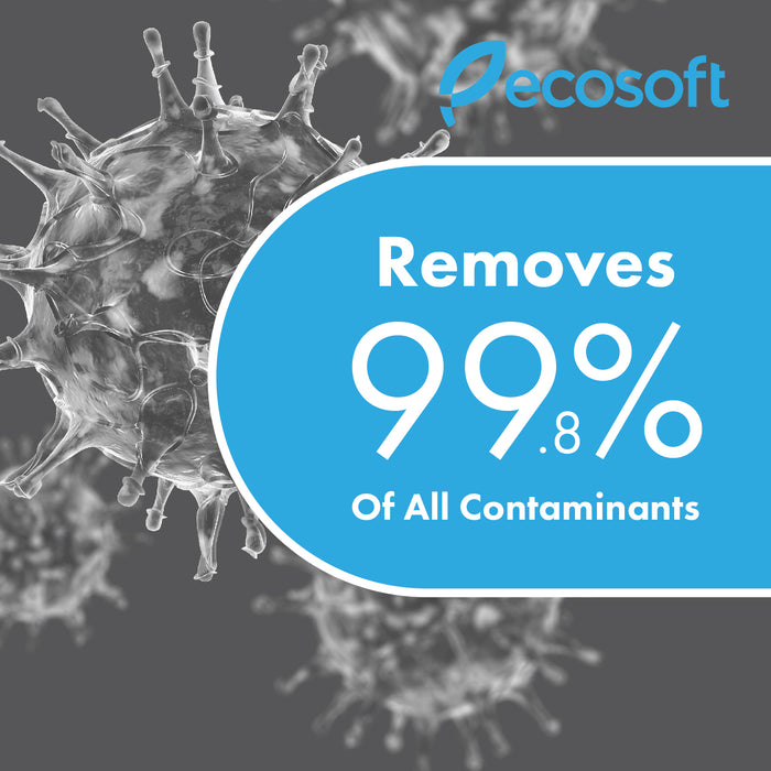 Ecosoft Set of Replacement Filters Stages 4-5 for Reverse Osmosis Filter Systems