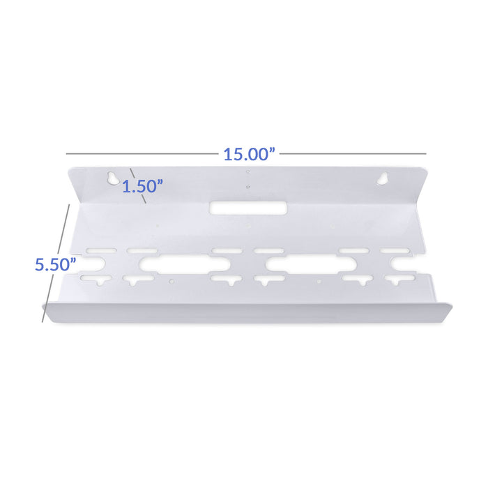 Brio 3rd Stage Metal Housing Bracket , White
