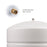 Brio White 4 GAL. Metal Tank for RO Water Filter Systems