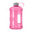 2.3 Liter BPA Free Water Bottle, Plastic Bottle, Sports Bottle, with Handle and Stainless Steel Cap, GEO