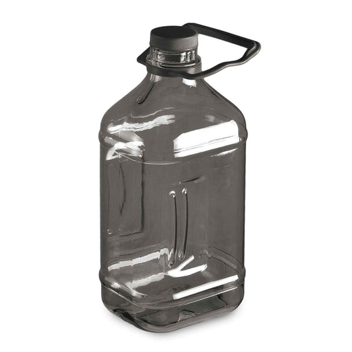 1/2 Gallon BPA Free Water Bottle, Plastic Bottle, Sports Bottle, PC Bottle, with Screw Cap and Handle, GEO