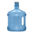 2 Gallon Polycarbonate Plastic Reusable Water Bottle with Screw Cap