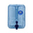 2 Gallon BPA Free Reusable Plastic Water Bottle with Screw Cap & Valve