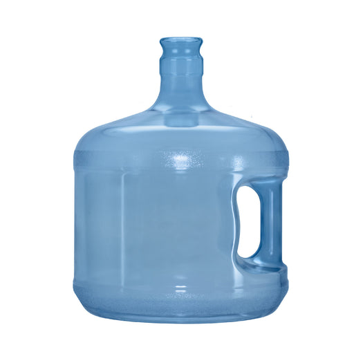 3 Gallon BPA Free Plastic Water Bottle with Crown Cap