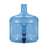 3 Gallon BPA Free Reusable Plastic Water Bottle with Crown Cap and Valve