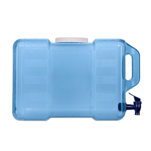 3 Gallon Polycarbonate Plastic Reusable Refrigerator Water Bottle