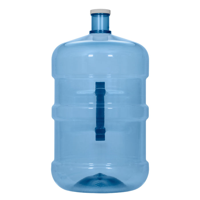 5 Gallon BPA Free PET Plastic Water Bottle with Screw Cap