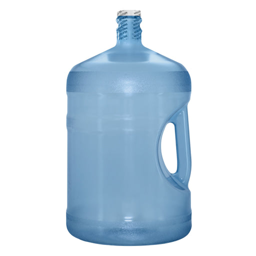 5 Gallon Polycarbonate Plastic Reusable Water Bottle with Standard Screw Cap