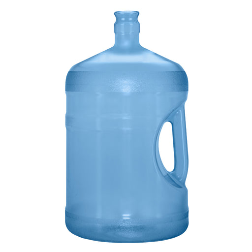5 Gallon BPA Free Reusable Plastic Water Bottle with Crown Cap