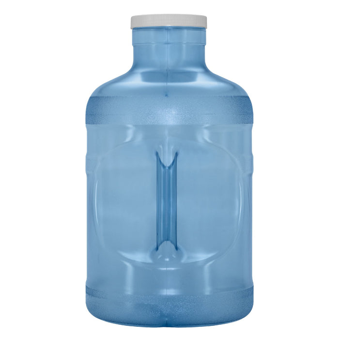 5 Gallon BPA Free Reusable Plastic Water Bottle with 120mm screw cap