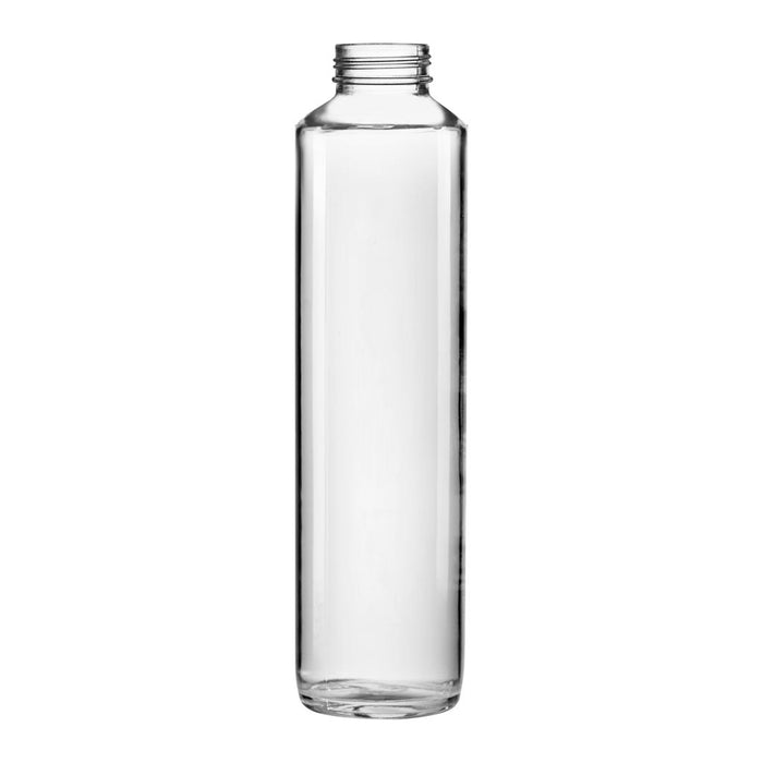 25 Ounce Glass Bottle with No Cap, 12 PCS Per Box