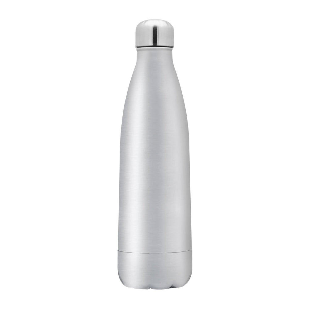 25 Ounce Stainless Steel Water Bottle, Sports Bottle, Slim, with Double Wall, GEO