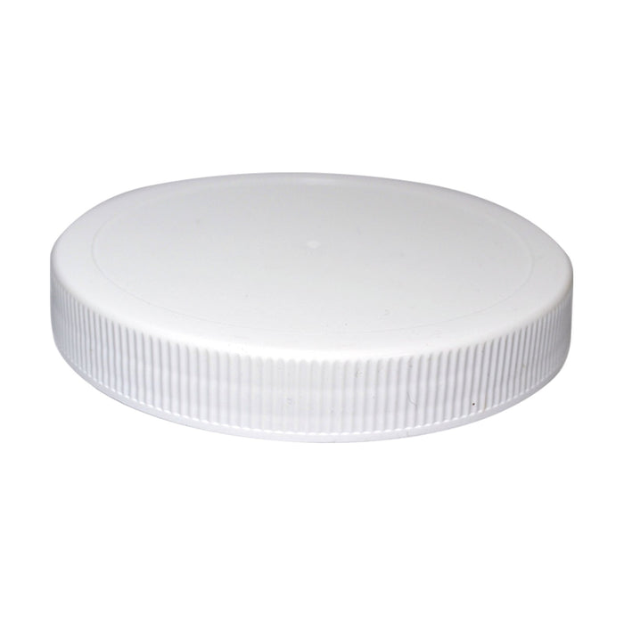 110MM White Screw Cap for 5g Wide-Mouth Water Bottles