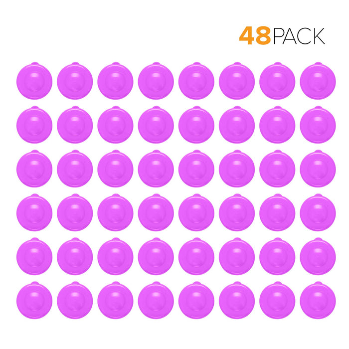 55MM Push Cap (48-Piece) Display Packages