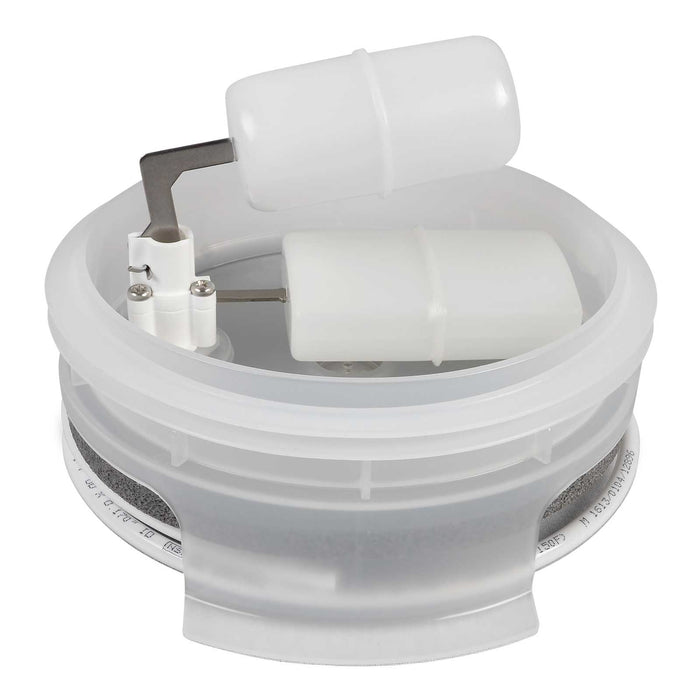 Brio Premier CBP500 - 505 White Color P.O.U Conversion Kit Includes Float, Tubing , Cover, Connection