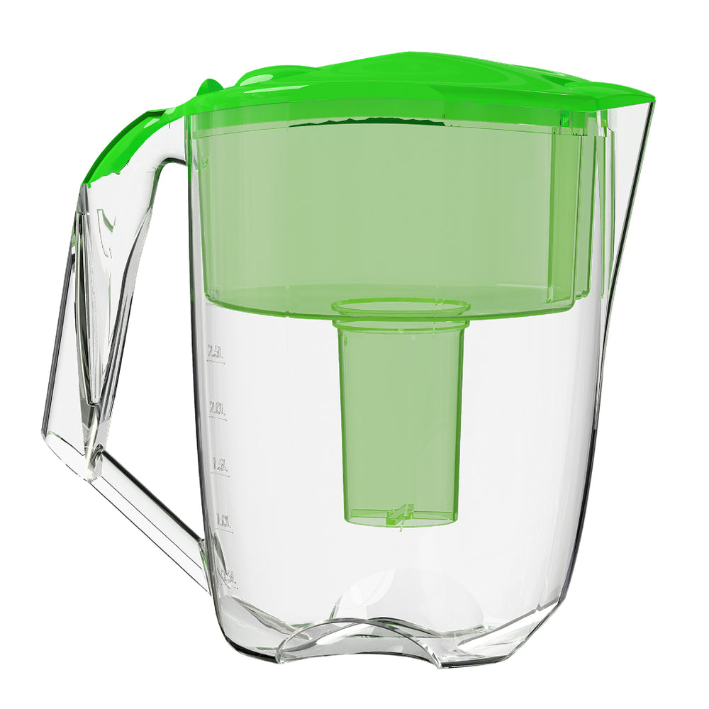 Ecosoft Maxima 5L Green Pitcher Filter