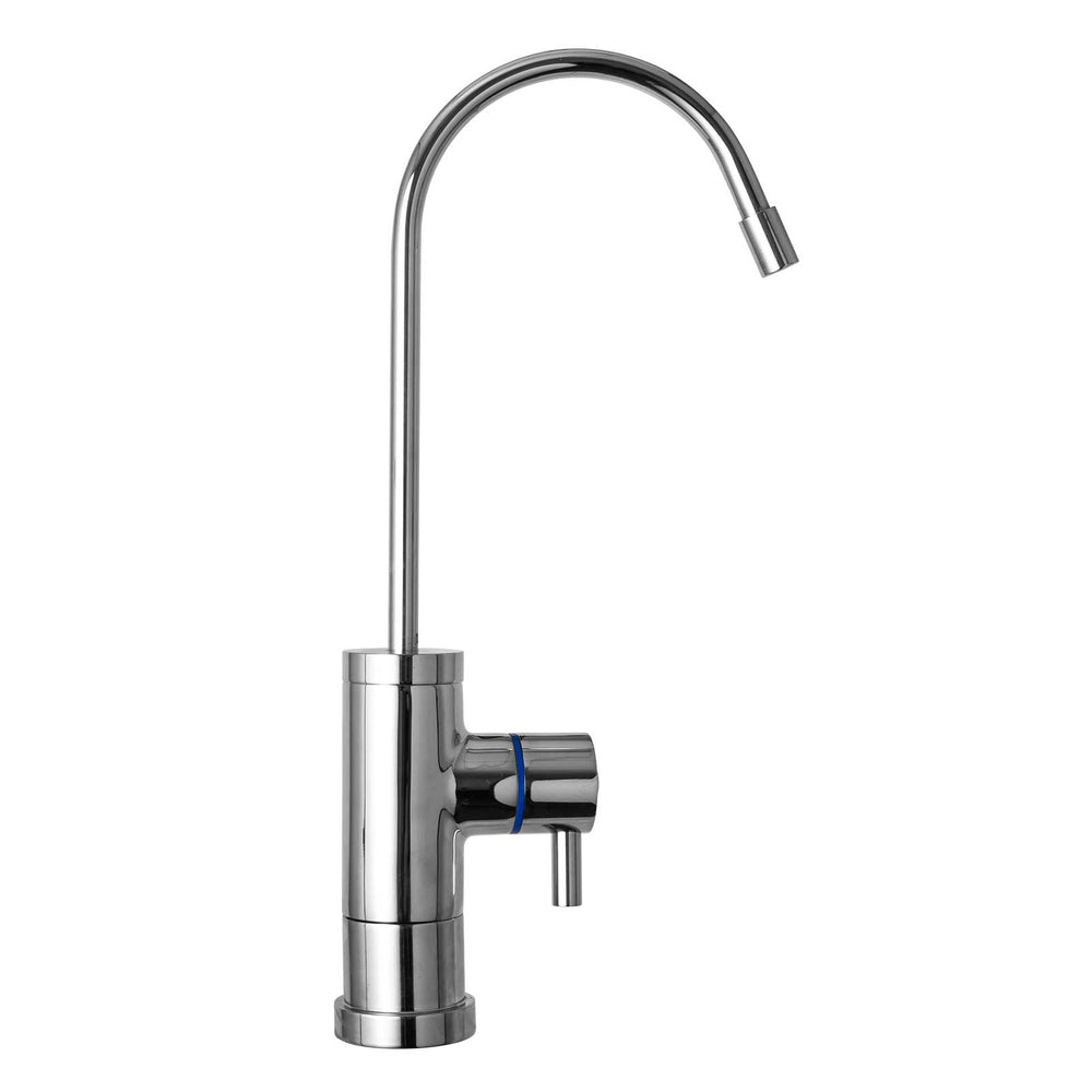 "Tomlinson Contemporary Faucet with 1/4"" Fit & Polished Chrome Finish"