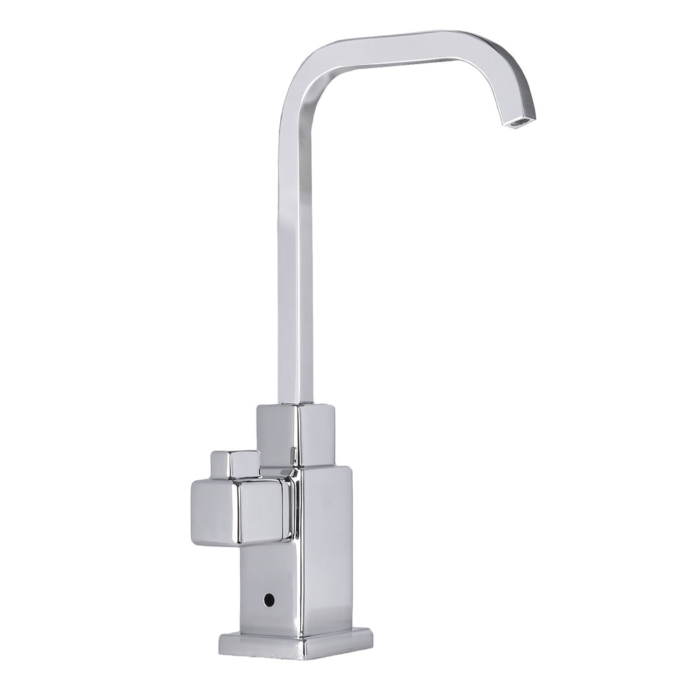 "Tomlinson Quadra Faucet with 1/4"" Fit & Polished Chrome Finish"