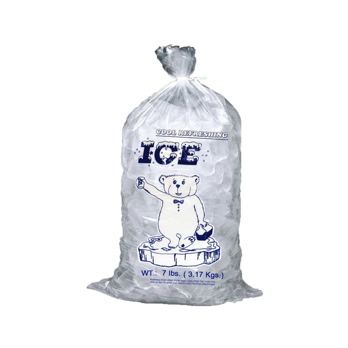 7lbs Bag Of Ice 800/Box