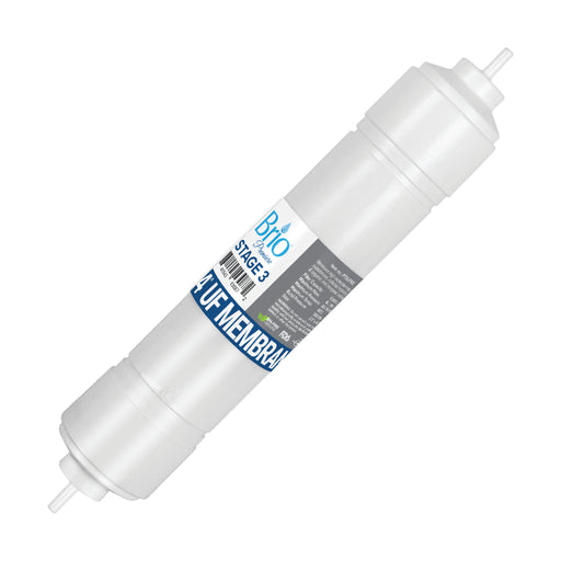 "Brio 2.5"" x 14"" S-Type Ultrafiltration Replacement Membrane w/ 1,400 ml capacity"