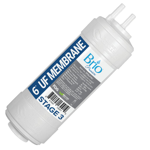 "Brio 6"" Inline U-Type Ultrafiltration Replacement Membrane"