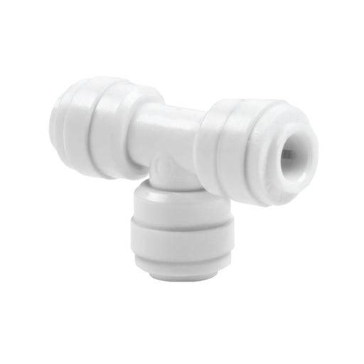 Three-Sided, Quick Connect Union Tee Valve