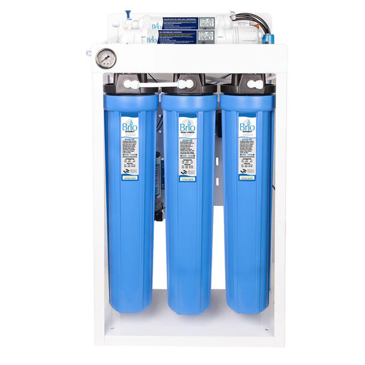 Brio Signature, 6 Stage, Commercial RO Filter System