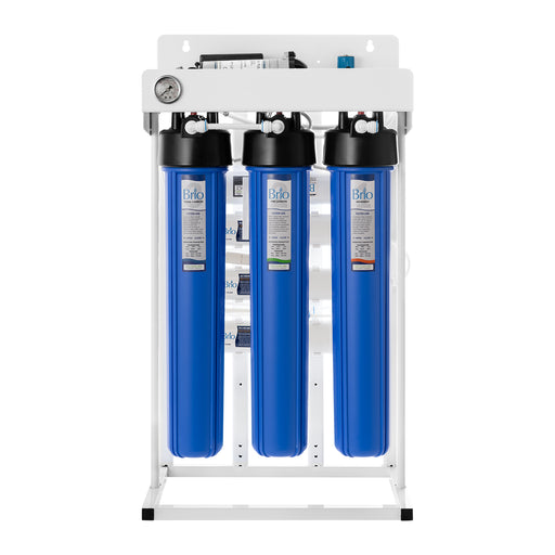 Brio Signature, 7 Stage, Commercial RO Filter System