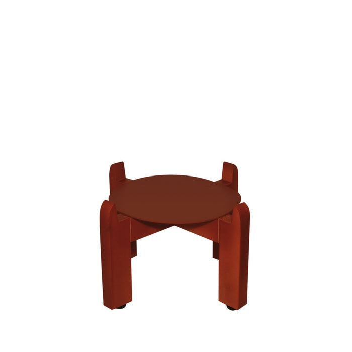 8-Inch Wood Counter Stand