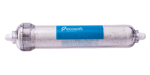 Ecosoft AquaCalcium Replacement Filter for Reverse Osmosis Filter Systems