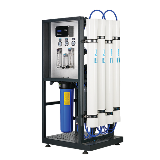 Commercial Reverse Osmosis System, Water Filter System, 265 GPH, Ecosoft MO 24000
