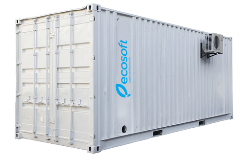 Ecosoft Container RO System KFPMO-9