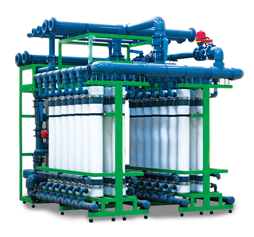 Ecosoft UF-20 Industrial Ultrafiltration System