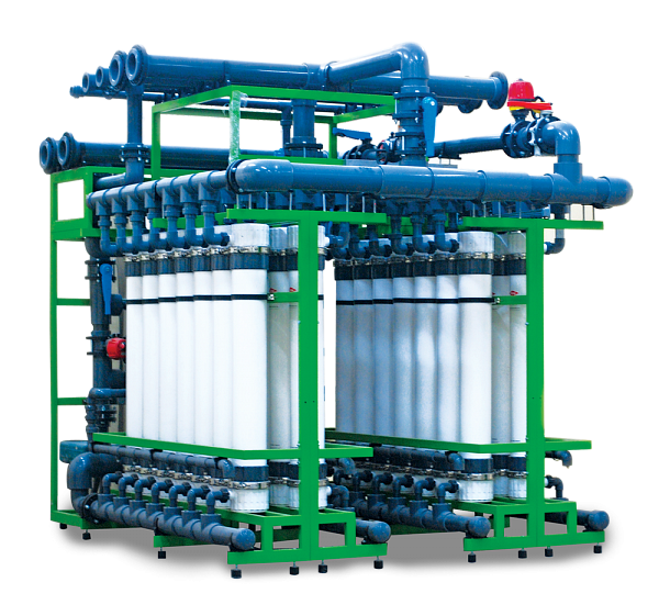Ecosoft UF-40 Industrial Ultrafiltration System