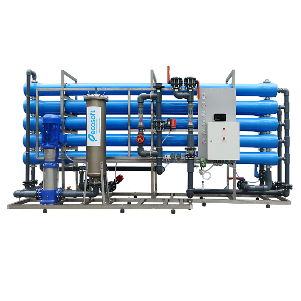 Industrial reverse osmosis system Ecosoft MO-16