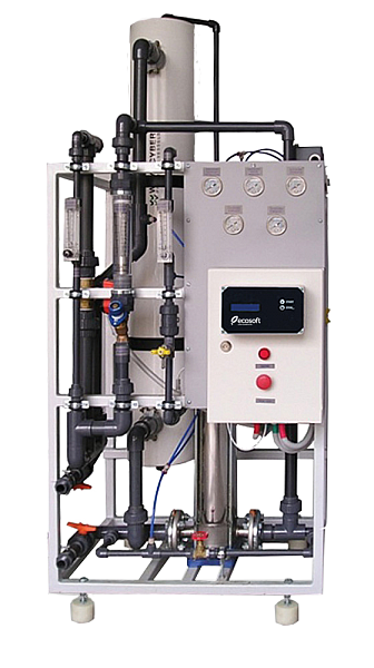 Industrial reverse osmosis system Ecosoft MO-1