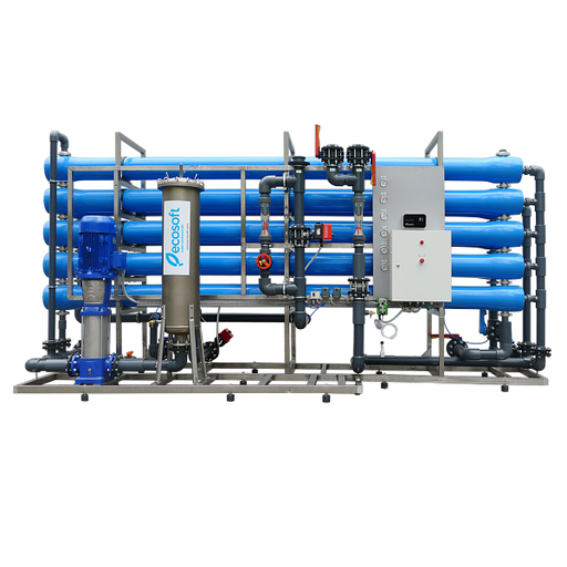 Industrial reverse osmosis system Ecosoft MO-20