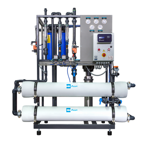 Industrial reverse osmosis system Ecosoft MO-2