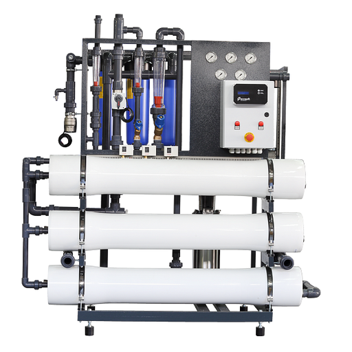 Industrial reverse osmosis system Ecosoft MO-3