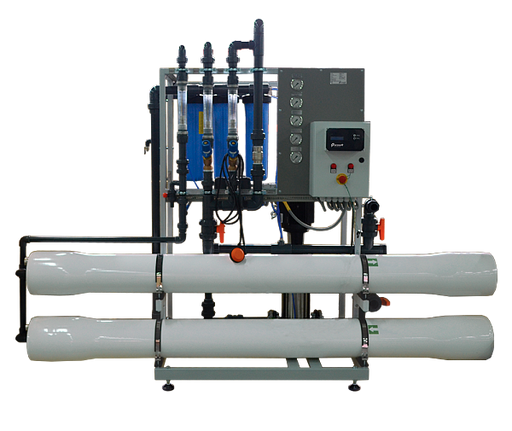 Industrial reverse osmosis system Ecosoft MO-4