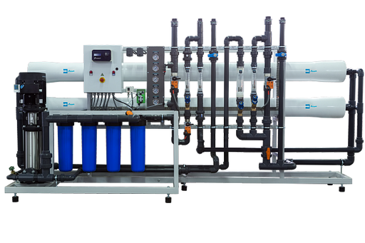 Industrial reverse osmosis system Ecosoft MO-6