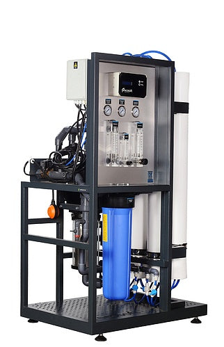 Commercial Reverse Osmosis System,  Water Filter System, 396 GPH, Ecosoft MO 36000
