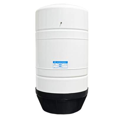 Ecosoft Plastic Storage Pressure Tank for Reverse Osmosis Filters; 80L