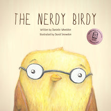 Load image into Gallery viewer, The Nerdy Birdy Book