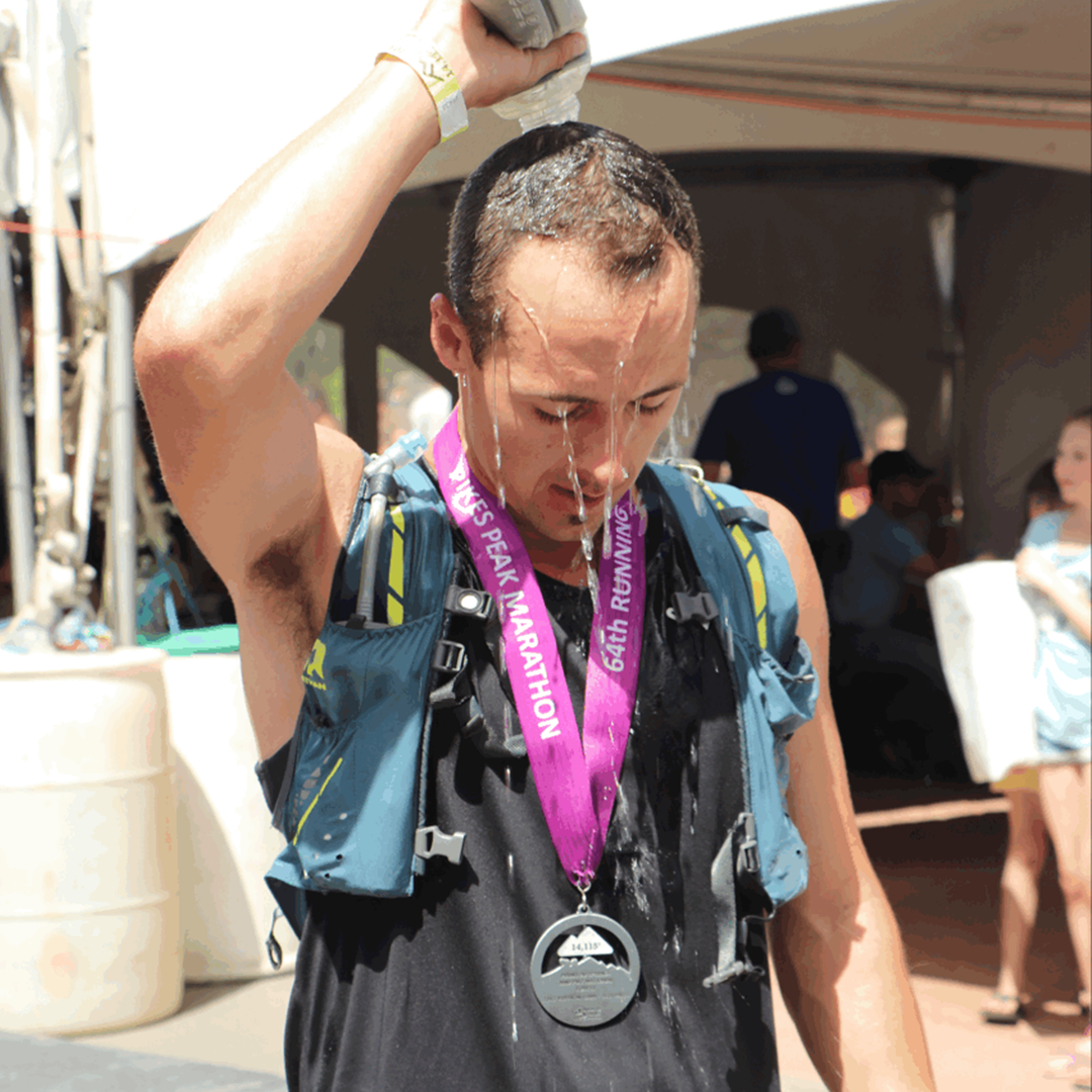 The Pikes Peak Marathon with Tucker Saye