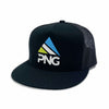 PNG Corp Mesh Snapback - Pinnacle Nutrition Group